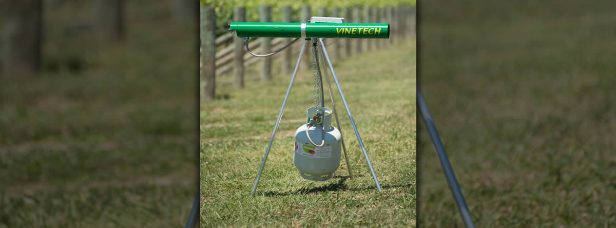 Vinetech Birdscarer - for open field crops
